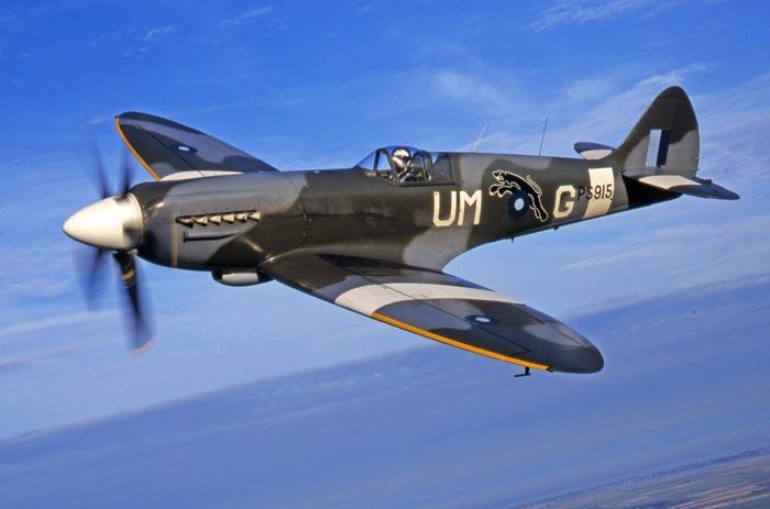 Spitfire Mk-XXIV - 2300 cv