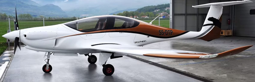 Pipistrel Panthera