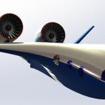 Jet hybride Starling jet