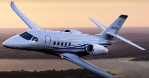 Un vol avec un jet privé en location en Italie