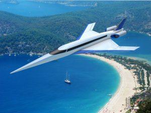 Le retour des jets privés et de ligne supersoniques
