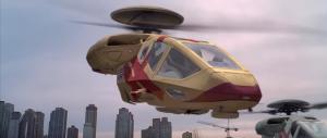 Pourquoi les hélicoptères sont plus lents que les jets