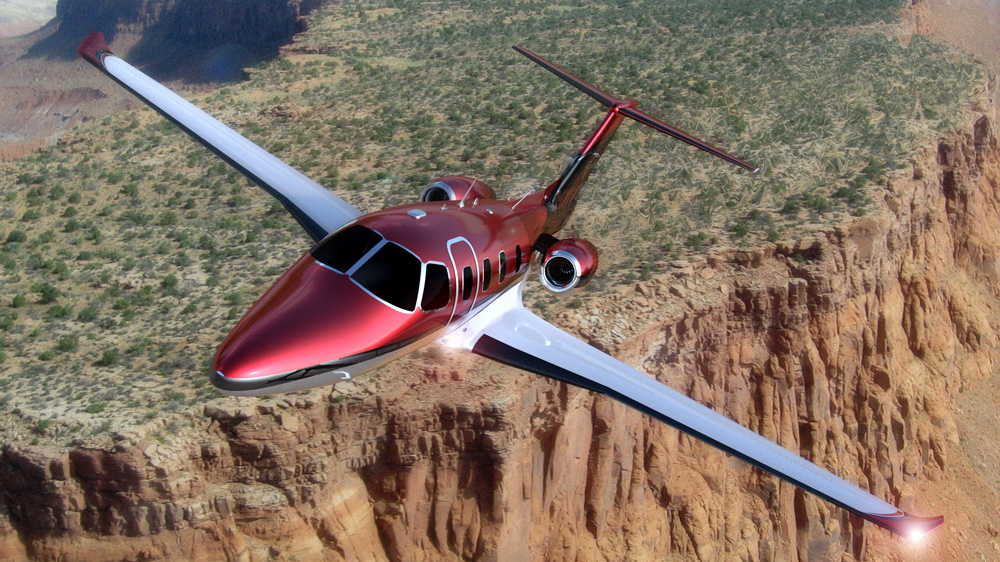 EA700 – courtoisie One Aviation
