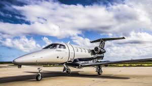 Embraer Phenom 100ev - courtoisie Embraer