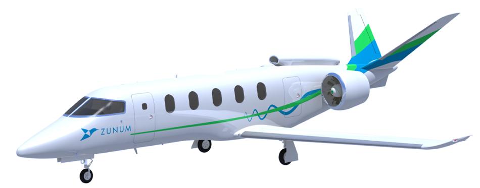 Zunum Aero électrique