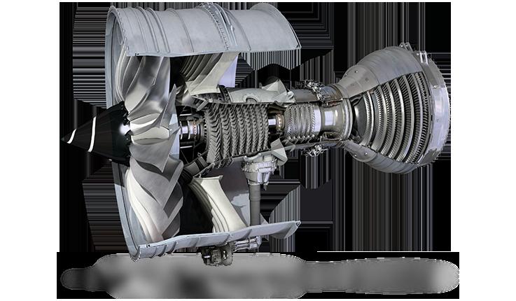 Rolls Royce Trent 1000 - courtoisie de Rolls Royce