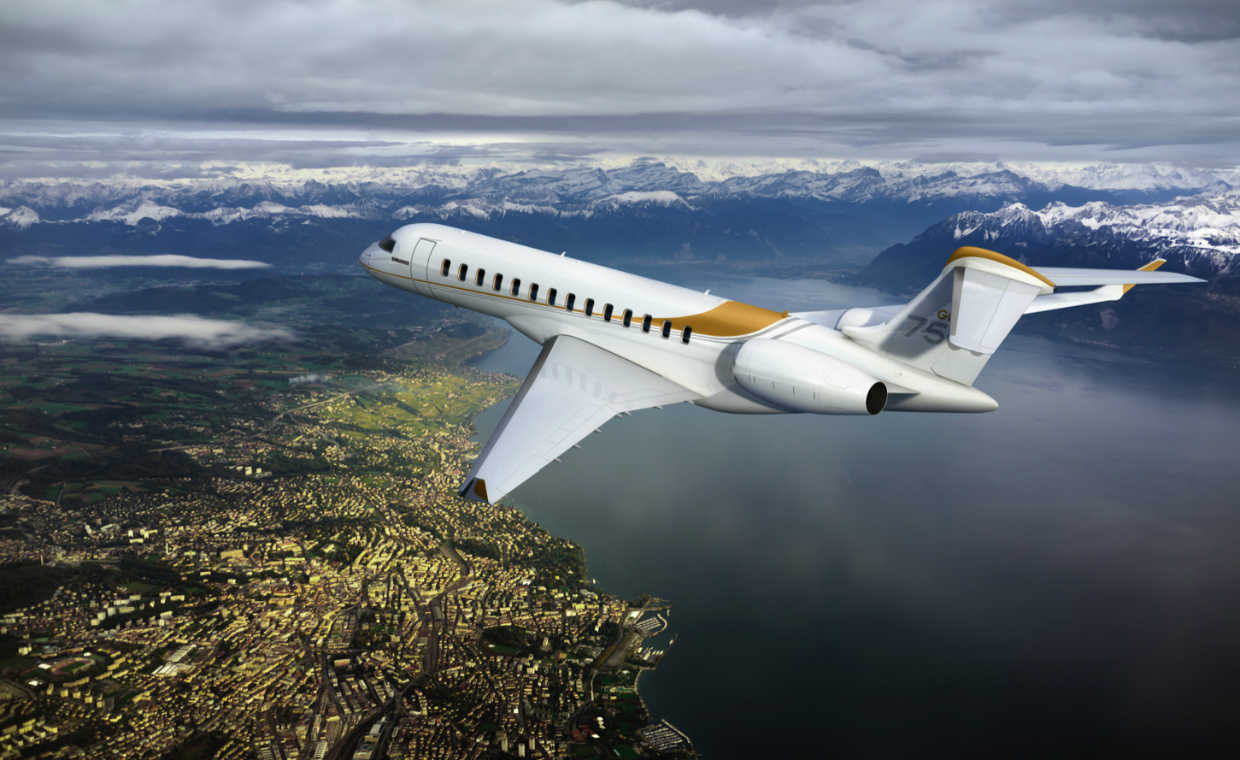 Bombardier Global-7500