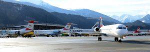 Innsbruck - aéroport