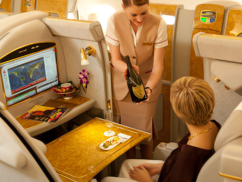 Emirates 1ère classe