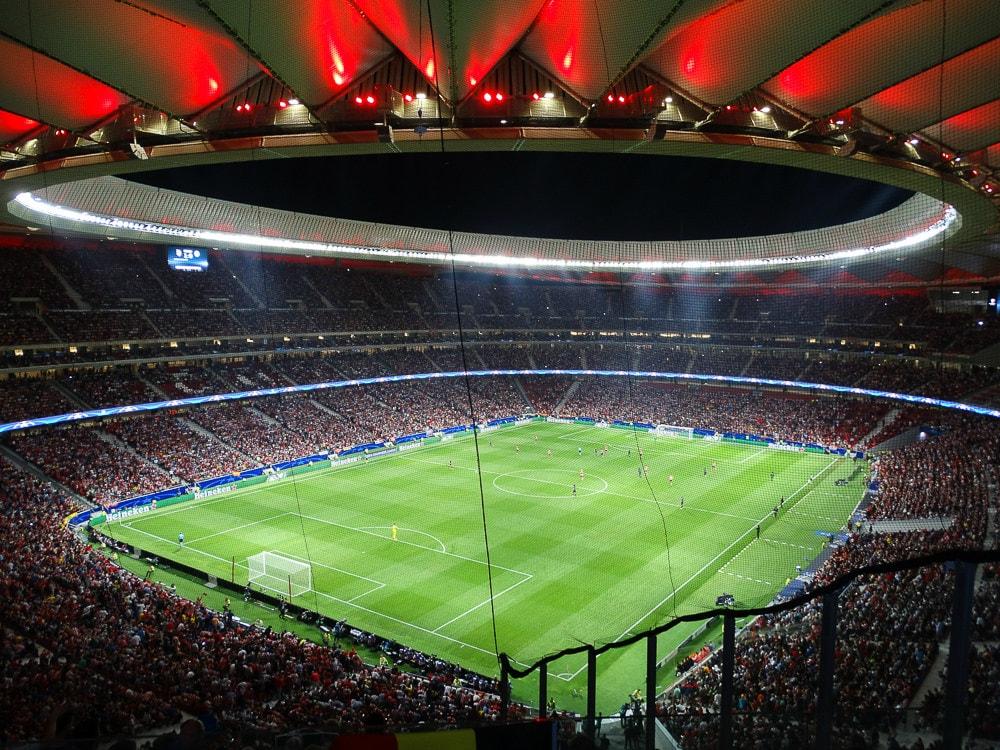 Stade Metropolitano de Madrid