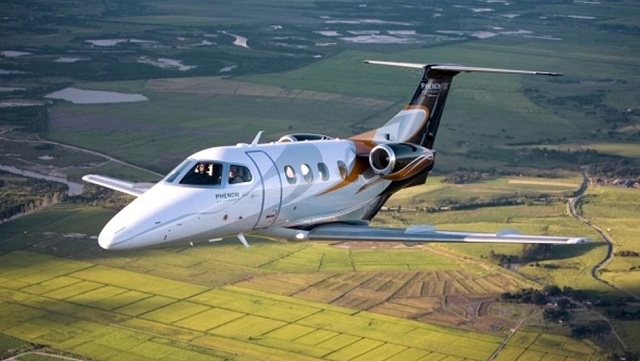 Embraer Phenom 100 - Photo Embraer