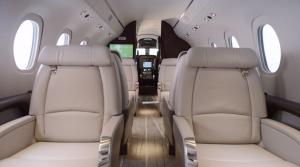 Cessna Citation XLS - cabine
