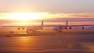Scaled Composites Stratolaunch Carrier Aircraft