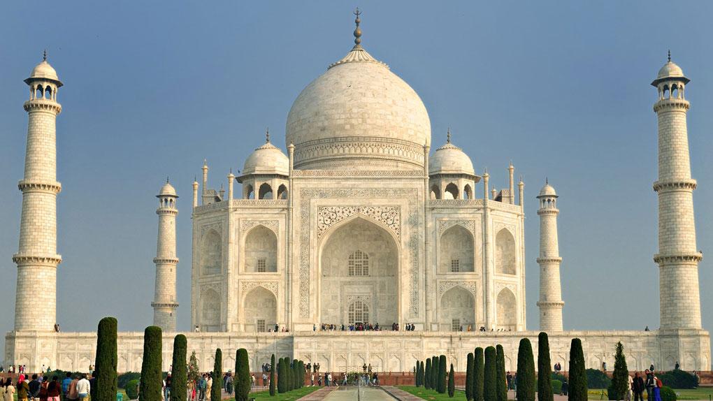 Taj Mahal-Inde