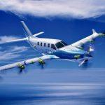 Daher EcoPulse avion hybride