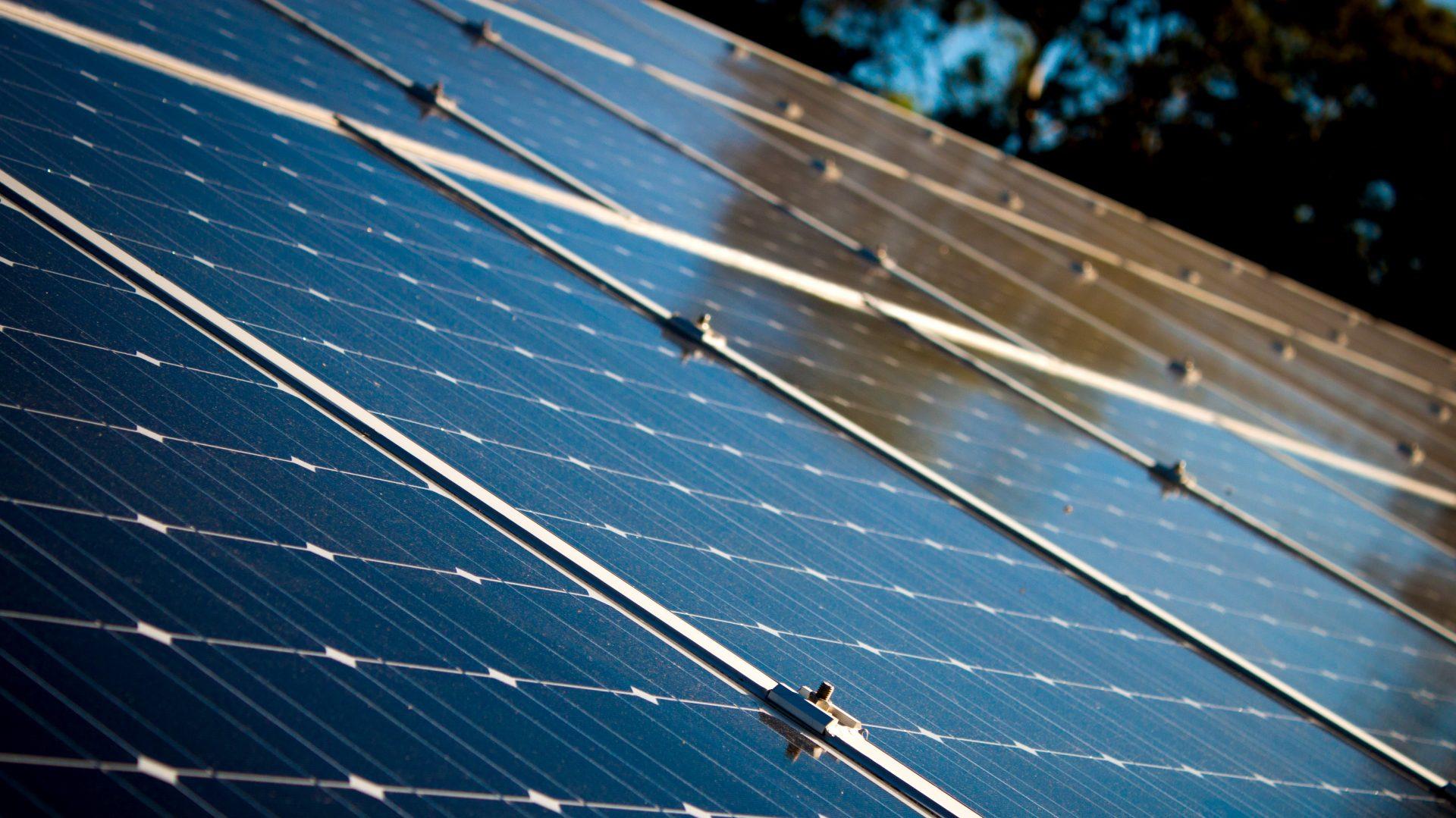 Panneaux solaires Solarworld