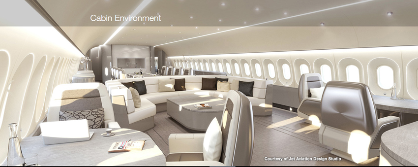 Boeing 787BBJ