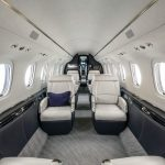 Cessna Citation Longitude - cabine