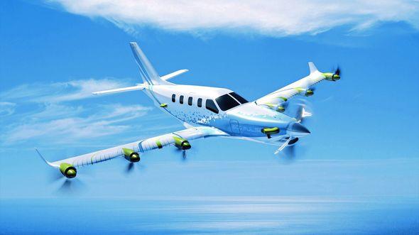 Ecopulse de Safran et Airbus