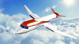 Projet de jet hybride Wright Electric pour EasyJet
