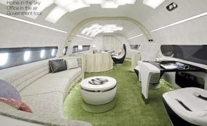 Airbus ACJ320neo-living
