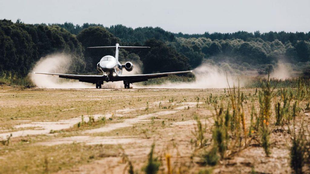 Le PC-24 devient un tout-terrain (Photo Pilatus)