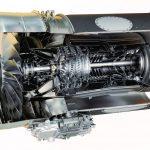 Gulfstream G700 - Rolls-Royce Pearl 700 jet - courtesy Gulfstream