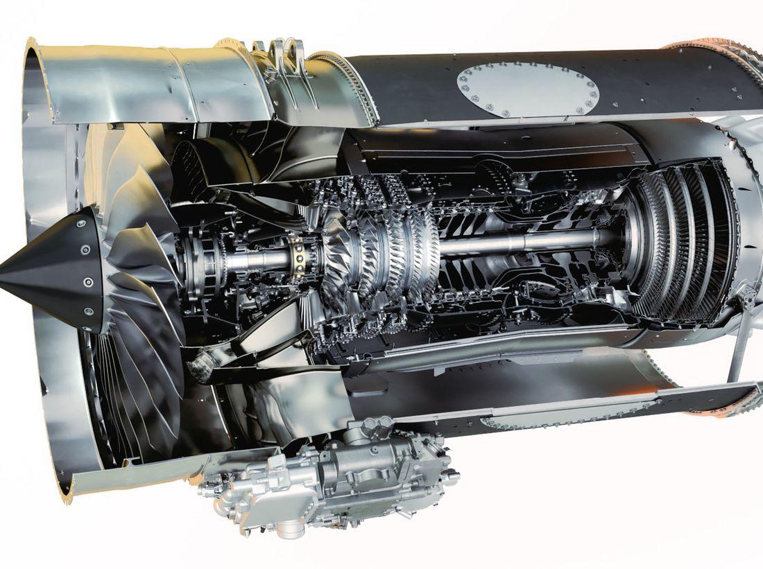 Gulfstream G700 – Rolls-Royce Pearl 700 jet – courtesy Gulfstream