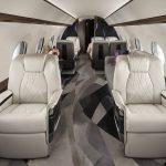Gulfstream G700 - courtesy Gulfstream
