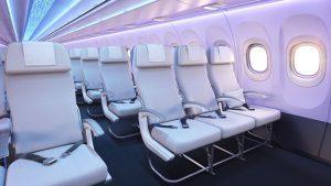 A320neo sièges classe économique