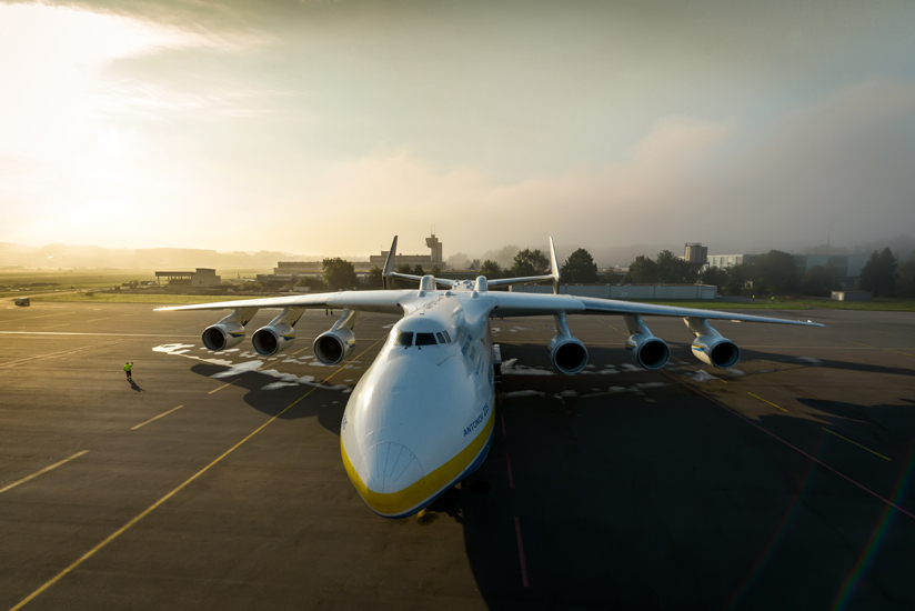 Antonov 225 Mriya - Photo Antonov Airlines (1)