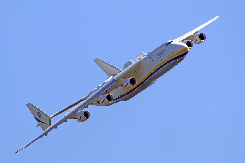 Antonov 225 Mriya - Photo Antonov Airlines (2)