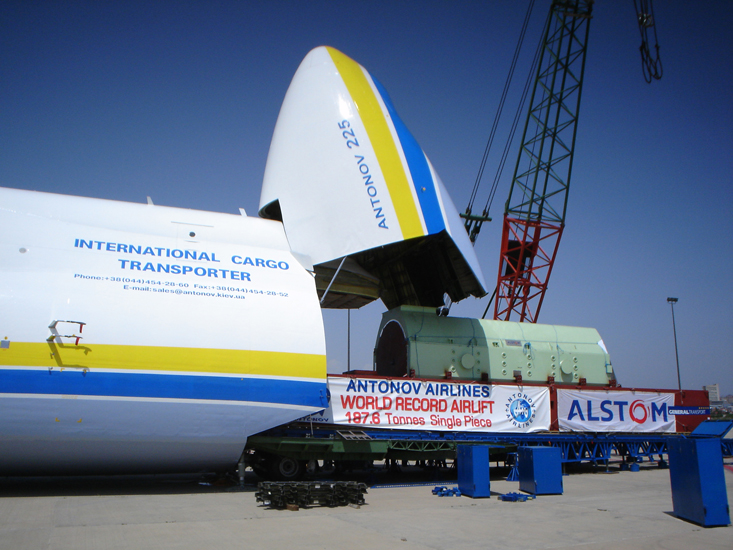 Antonov 225 Mriya - Photo Antonov Airlines (6)