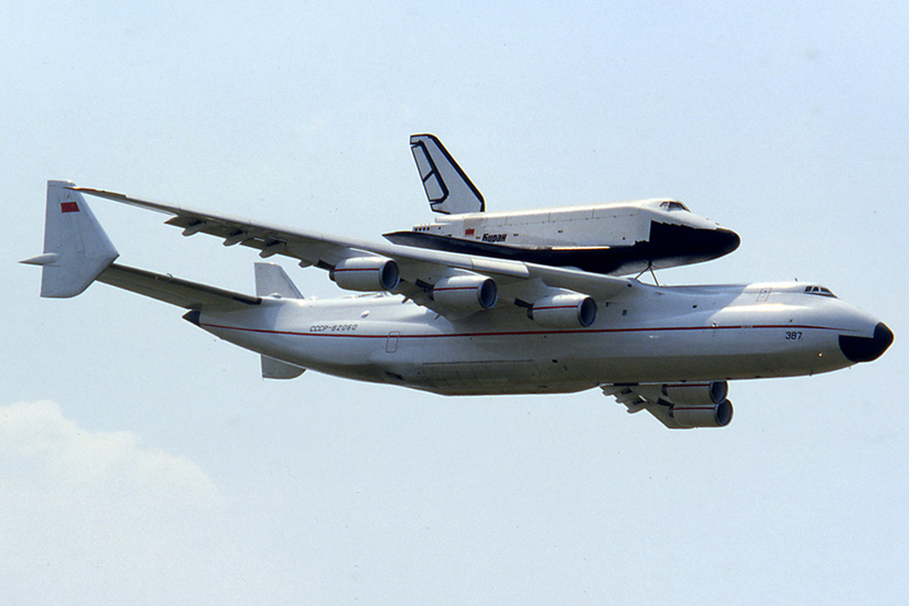 Antonov 225 Mriya - Photo Antonov Airlines (7)