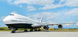Boeing BBJ 747-8 by Cabinet Alberto Pinto