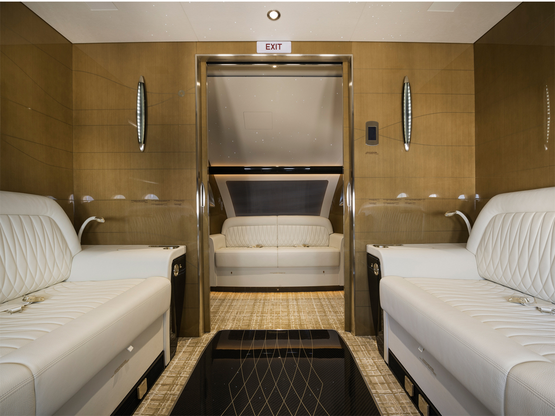14 les canapés peuvent être convertis en lits – photo Cabinet Alberto Pinto