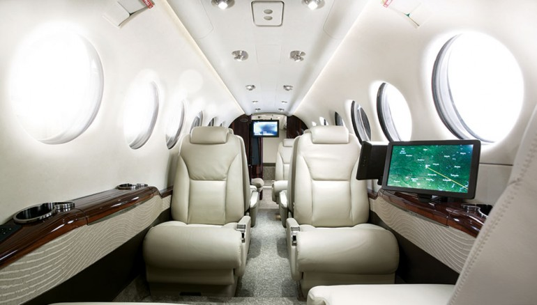 Beechcraft King-air-350i