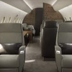 Bombardier Global 5500 - cabine