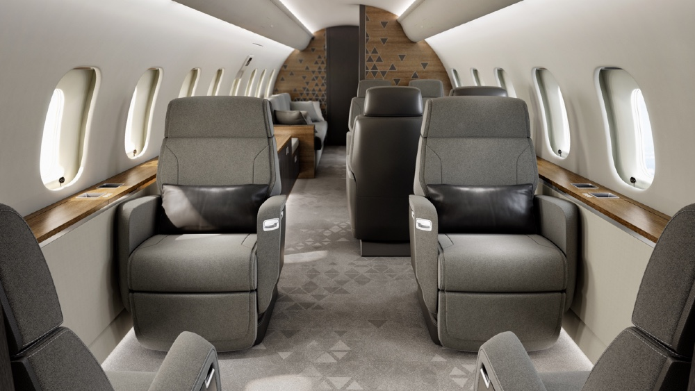 Bombardier Global 5500 - cabine-4