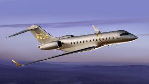 Bombardier Global 5500 - photo Bombardier