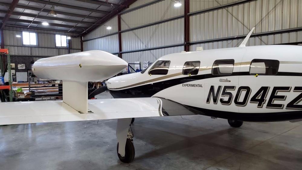 Zeroavia - prototype d'avion privé