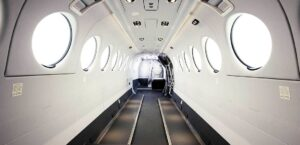 King Air 360 ER cargo