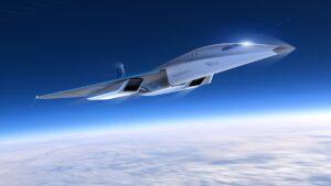 Le jet supersonique de Virgin Galactic-2