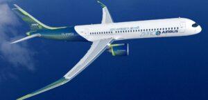 1 - Airbus zéro émission turbofan