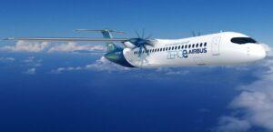 Airbus zéro émission turboprop