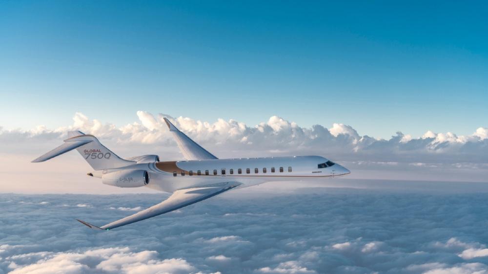 Bombardier Global 7500