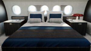 Il peut y avoir une chambre à coucher