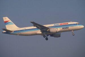 12 - Airbus A320
