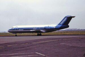 7 -Fokker F28