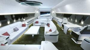 ACJ350 XWB cabine - concept